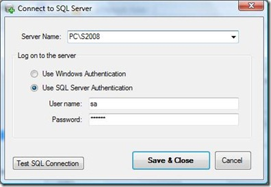 SQL SERVER: Backup the database and upload it on FTP and on Network